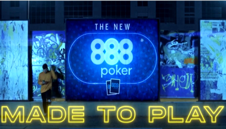 888poker poker site
